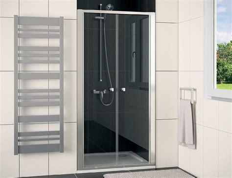 pendeltür dusche 90 cm dusche nische 90 cm pendelt 252 ren glas 2 teilig fl 252 gel mit rahmen