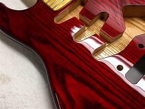 Tone Bomb Stratocaster Body