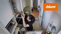 【香港廚房研究】廚房設計與日常操作 : 你可能沒有留意到的細節! | Blum - YouTube