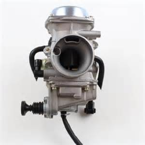 2003 Honda Rancher Carburetor Diagram