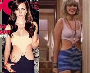 Pretty Woman 2? Emma Watson Channels Julia Roberts for ...