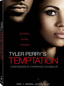 Temptation: Confessions of a Marriage Counselor DVD ...