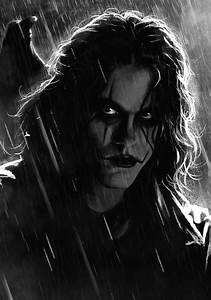 Eric Draven - The Crow by SamRAW08 on DeviantArt