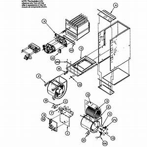 34 Gas Furnace Parts Diagram