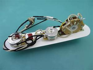 Telecaster Wiring Harness 3 Way Grease Bucket Tone