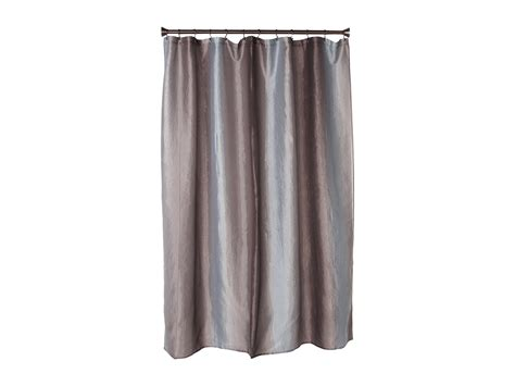 Ombre Shower Curtain - interdesign ombre print shower curtain zappos free