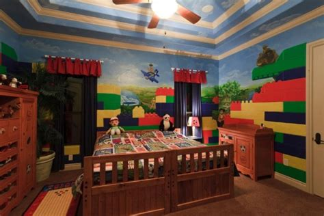 40 Best Lego Room Designs For 2019