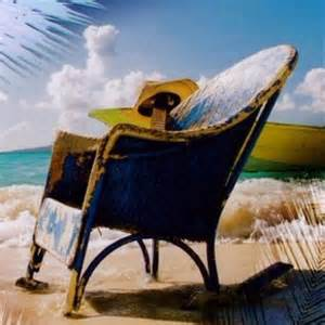 kenny chesney blue chair photos