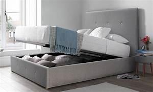 Lit Coffre 180x200 : jusqu 39 86 lit coffre majestueux capitonn groupon ~ Melissatoandfro.com Idées de Décoration