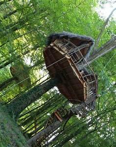 Constructeur Cabane Dans Les Arbres : abane abane constructeur de cabanes dans les arbres ~ Dallasstarsshop.com Idées de Décoration