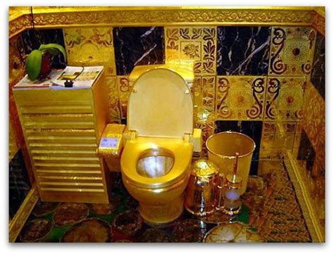 3 of the world s most expensive toilets