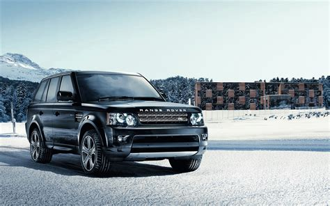 Range Rover Sport 2012 Wallpaper
