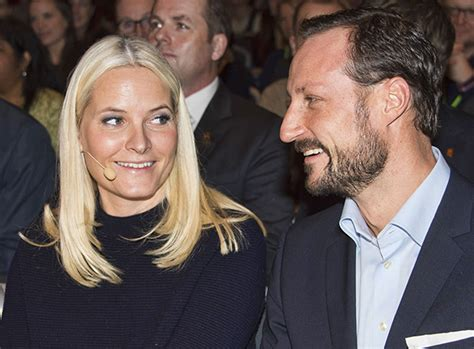 Check spelling or type a new query. Princess Mette-Marit, who is recovering from neck surgery, sports trainers during NORAD ...