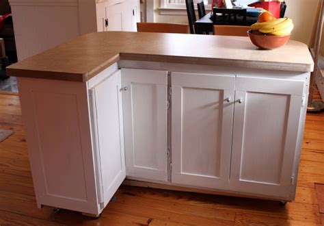 how to build a movable kitchen island how to build a movable kitchen island