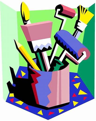 Craft Cartoon Supplies Workshop Paint Qatar