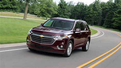 2019 Chevrolet Traverse Review & Ratings Edmunds