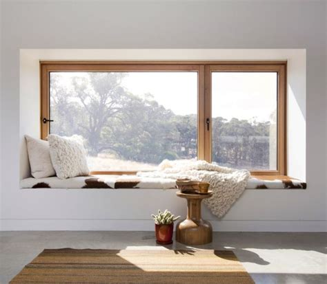Delicious Interiors With Materials And Gorgeous Outdoor Spaces by 17 Best Ideas About Modern Window Seat On