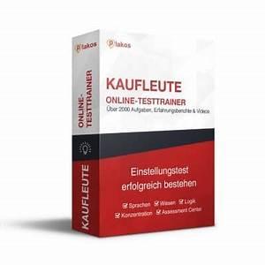 Gehalt Kauffrau Im Einzelhandel : kaufleute einstellungstest online testtrainer plakos akademie ~ Avissmed.com Haus und Dekorationen