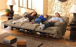 reclining sofa plushemisphere reclining sofas