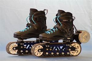 Electric Off Road Rollerblades Let You Skate Anywhere You Want