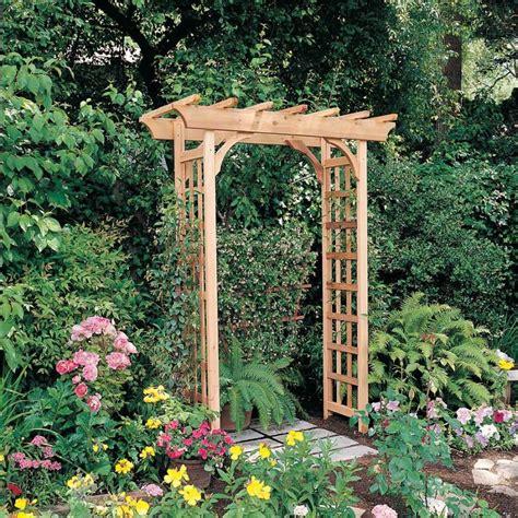 backyard arbors garden arbors offer wonderful garden whimsy outdoor patio ideas
