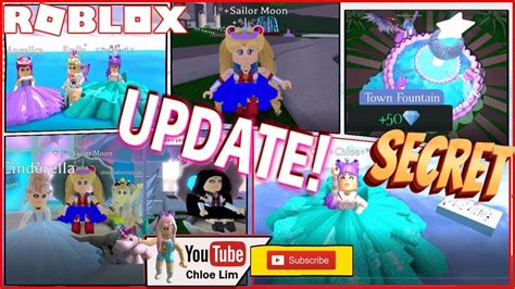 roblox royale high earth update secret areas  royal