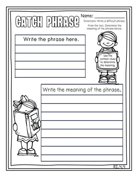 First Grade Fundations Lesson Plans