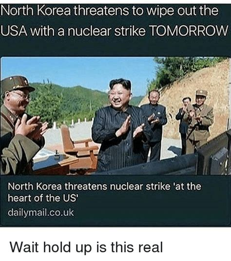 North Korean Memes - 25 best memes about threatens threatens memes