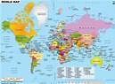 Maps: USA, Continents, World, Populations | English 4 Me 2