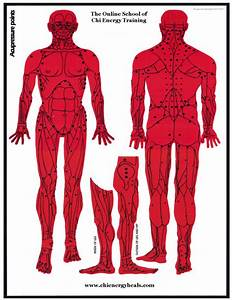 Free Chi Energy Acupressure Manual