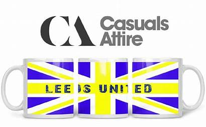 Leeds United Casuals Mugs Unofficial Ultras Wrapped