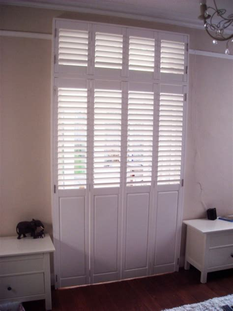 room divider shutters fitted  brixton rooms