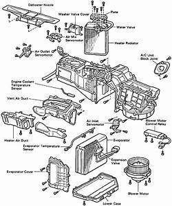 Blower Motor Wiring Diagram Also Lexus Ls400 Starter Replacement  Blower  Free Engine Image For