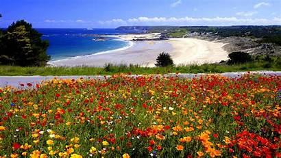 Spring Wallpapers 1920 Nature Beach Desktop 1080