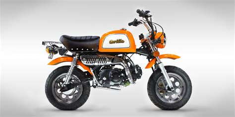Modification Gazgas Gorilla 110 by Gazgas Classic Motor Gorilla 110 Cc Gazgas Motor Trail