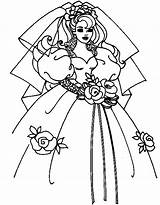 Coloring Pages Dresses sketch template