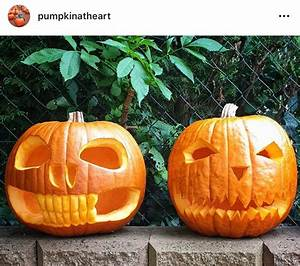 Cool, Pumpkin, Carving, Ideas, Plus, Easy, Scary, Carving, Inspiration