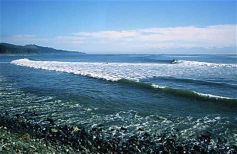 Jordan River Surf, Vancouver Island, Canada