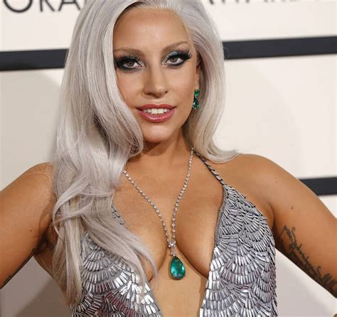 Lady Gaga Bra Size And Body Measurements Starsbrasizecom