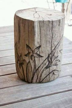 wood stumpsleather topim putting  call