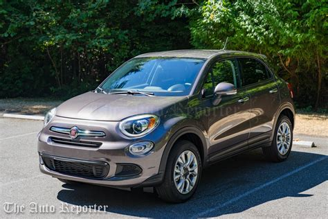 The Fashionable 2016 Fiat 500x Easy Awd  The Auto Reporter