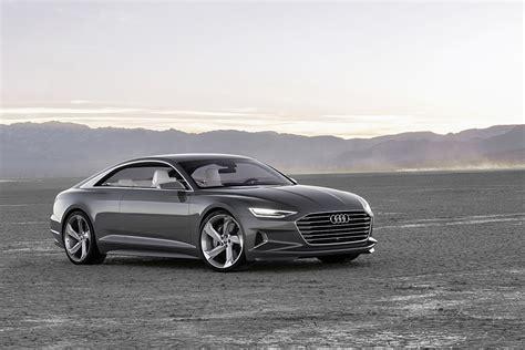 Autonomous Audi Prologue Concept Unveiled At Ces 2018