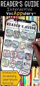 Reader U0026 39 S Guide Vocabulary Smartphone Activity