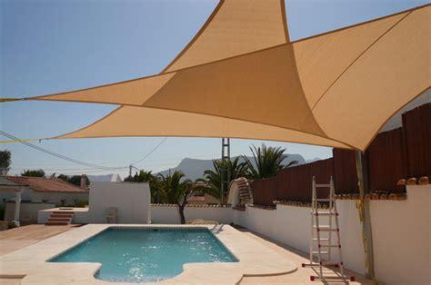 New 10ft Triangle Sun Block Shade Sail Uv Canopy Awning