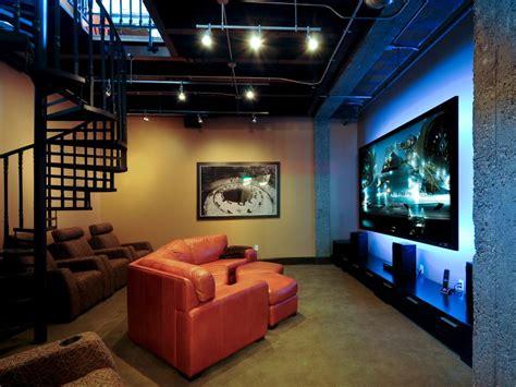 20 Mustsee Media Room Designs Hgtv