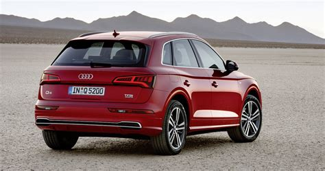 Audi Q5 Photo by 2017 Audi Q5 Revealed Ahead Of Australian Debut Photos