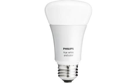 philips hue 2 0 a19 white and color ambiance light bulb