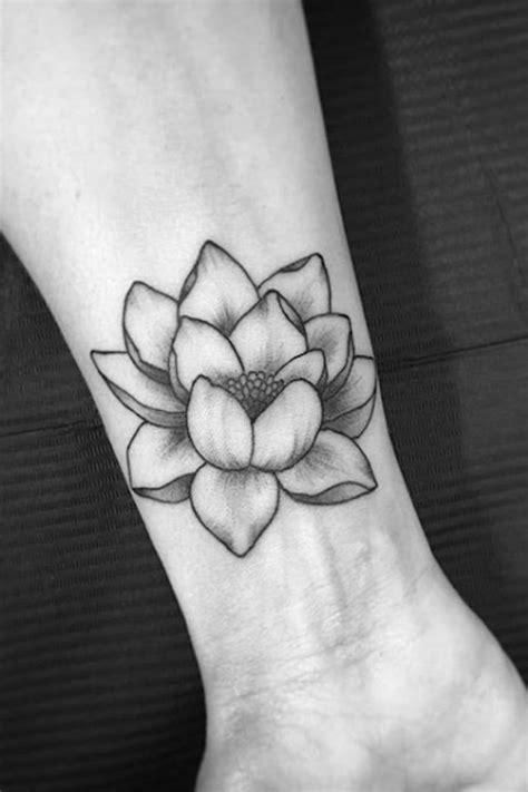25 Blooming, Beautiful Lotus Flower Tattoo Ideas to Inspire Your Next Ink | Tattoos | Beautiful
