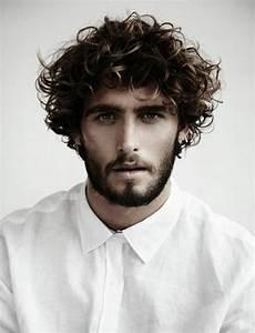 Coiffure Homme Cheveux Bouclés : coupe cheveux boucl s homme photo de coiffure bio ~ Melissatoandfro.com Idées de Décoration