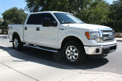 2013 Ford F 150 Ecoboost by Purchase Used 2013 Ford F 150 Supercrew Xlt 4x4 W Ecoboost